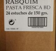 RASQUIM BLOQUE BD 29 (Caja de 24x300x4 gr.).
