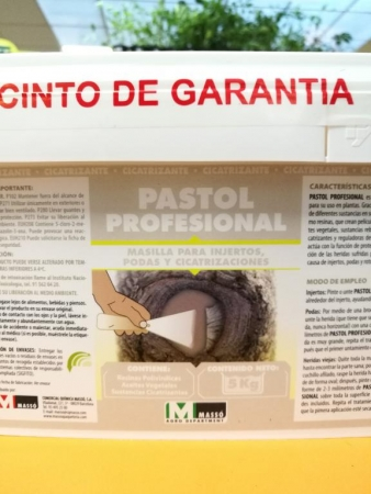 PASTOL PROFESIONAL (5 Kgr.).