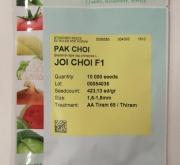 PAK CHOI JOI CHOI F-1 (10.000 Semillas)