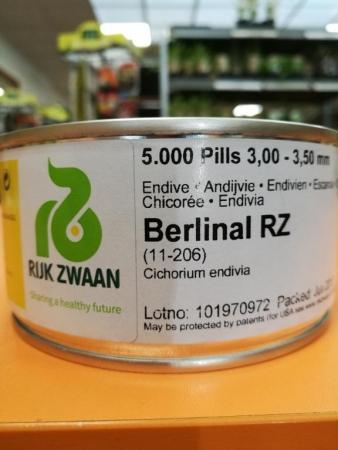 ESCAROLA BERLINAL RZ Precisión Píldorada (5.000 Semillas)