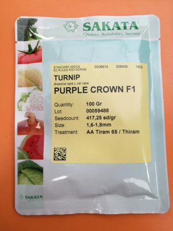 NABO PURPLE CROWN F-1 (100 gr.).