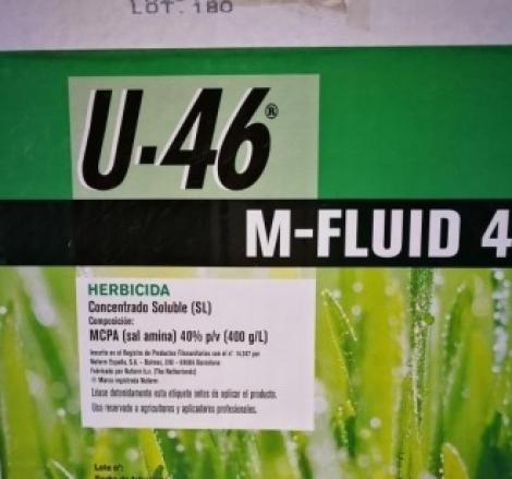 U-46 M FLUID 40 (20 l.)