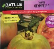 TOMATE OLYMPE F1 (5 gr. - Cerca de 1.250 Semillas)