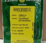 CEBOLLA COLORADA DE FIGUERAS (100 gr.).