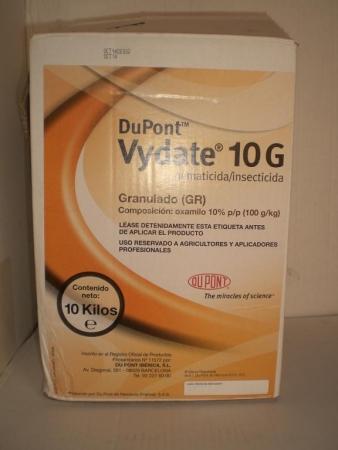 VYDATE 10 G (10 Kgr.). [R] - Mínimo 17 envases y Máximo 33 envases.
