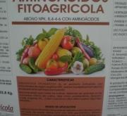 AMINOACIDOS FITOAGRICOLA (20 l. ) - Mínimo 5...