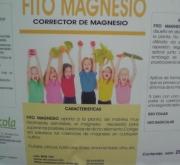 MAGNESIO FITOAGRICOLA (20 l.) - Mínimo 8 Envases.