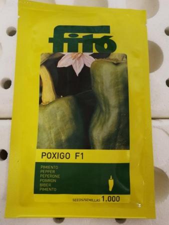 PIMIENTO POXIGO F1 (1.000 Semillas)