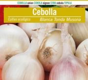 CEBOLLA BLANCA TONDA MUSONA ECOLÓGICA (3 gr.).