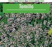 TOMILLO COMUN ECOLÓGICO (50 gr.).
