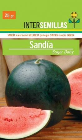 SANDIA SUGAR BABY (100 gr.)