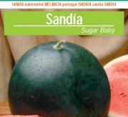 SANDIA SUGAR BABY (500 gr.)