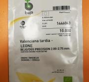 CEBOLLA VALENCIANA TARDIA LEONE ECOLÓGICA...