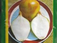 Semillas de Cebollas Amarillas de Día Corto