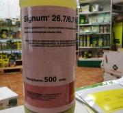 SIGNUM (500 gr.). [IA]