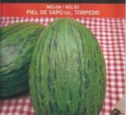MELON PIÑONET PIEL DE SAPO Sel. Torpedo (100 gr.).