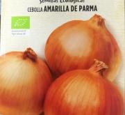 CEBOLLA AMARILLA DE PARMA ECOLÓGICA (1 gr.).