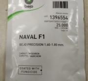 ZANAHORIA NAVAL F1 Precisión (25.000 Semillas Cal....