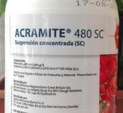 ACRAMITE 480SC (250 c.c.) - Mínimo 20 envases y en...