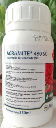 ACRAMITE 480SC (250 c.c.) - Mínimo 3 envases.