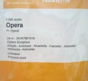 ALCACHOFA OPERA F1 (1.000 Semillas)