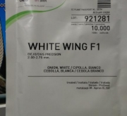 CEBOLLA WHITE WING Precisión (10.000 Semillas)