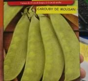 comprar semillas de tirabeques