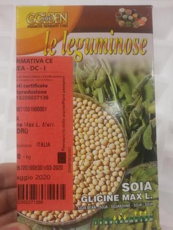 SOJA PEDRO CERTIFICADA (100 gr.).