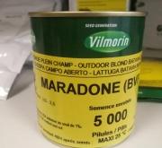 LECHUGA MARADONE Píldora Sphera (5000 Semillas).