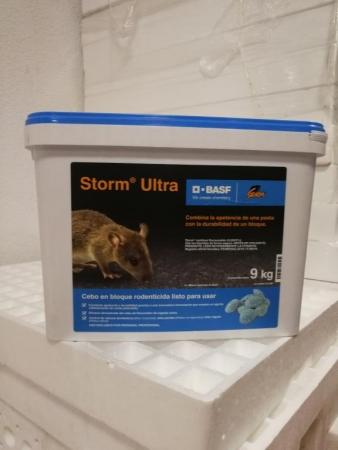 STORM ULTRA Pastilla de 5 gr. (9 Kgr.)[P]