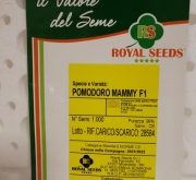 Semillas de tomate Marmy