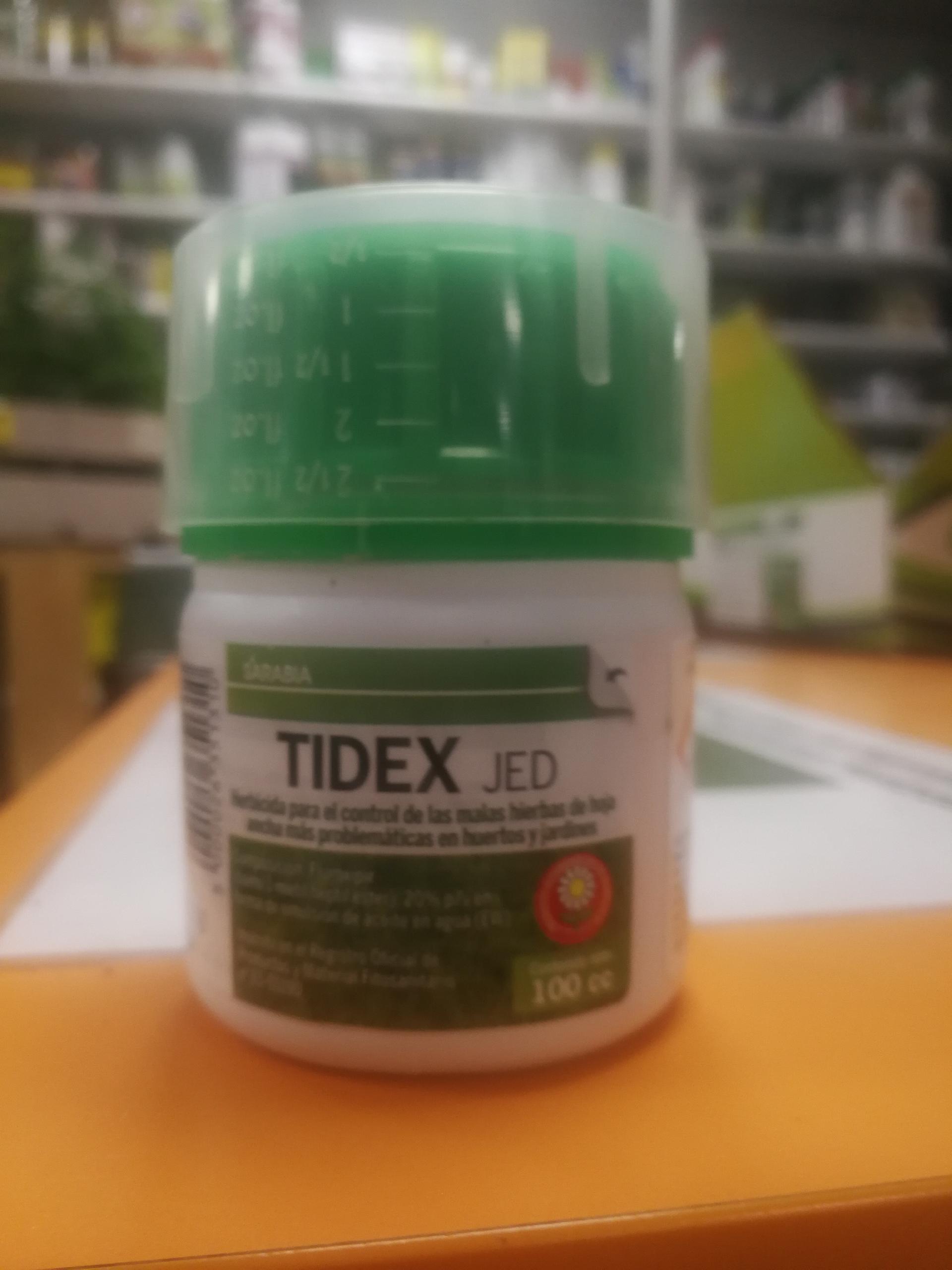 TIDEX (100 c.c.)