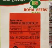 Semillas de tomate cherry ball f1