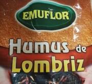 EMUFLOR - HUMUS DE LOMBRIZ (Palé de 48 Sacos de 50...
