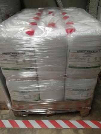 FITO HIERRO 350 K / MASQUOL-ATE Fe AL 350 K (25 Kgr./19,09 l.) - Mínimo 5 Garrafas.