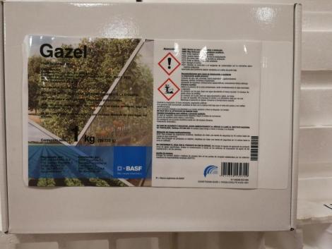 GAZEL (1 Kgr. - 8 Bolsas Hidrosolubles de 125 gr.).