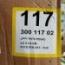 JIFFY POT REDONDO 4,5x4,5 cm. alto con ranura (3120 Unid.).