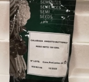CALABAZA ANQUITO BUTERNUT (100 gr.).