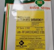 remolacha barbarond f1