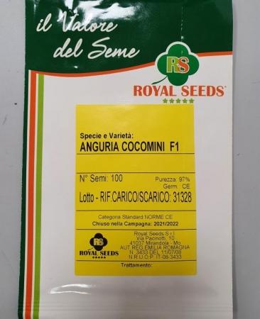 sandia cocomini f1