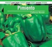 PIMIENTO CALIFORNIA WONDER (100 gr.).