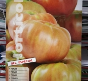 TOMATE ROSA DEL MARENY (Cerca de 25 Semillas)