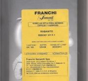 RABANITO RISCIO F1 (100 gr.)