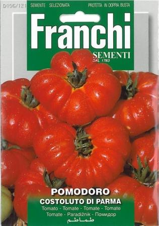 TOMATE COSTOLUTO DE PARMA (2 gr.).