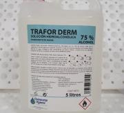 TRAFOR DERM Solución Hidroalcohólica (5 l.) [R]
