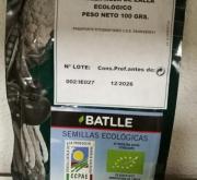 CEBOLLA ROJA DE ZALLA ECOLÓGICA