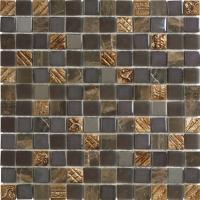 Mosaico Glam Marron 30x30   PESP1600
