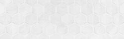 Durstone Hexon White 31x98