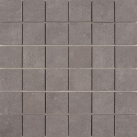 Durstone Frame Mosaico Grafito 30x30