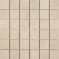 Durstone Frame Mosaico Marfil 30x30